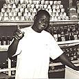 jon-robert in his boutik