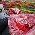 Colored Sawdust