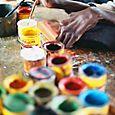Diapaga, painter