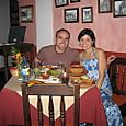 Dinner at Fonde de la Calle Real