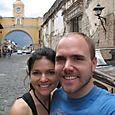Santa Catalina Archway, Antigua